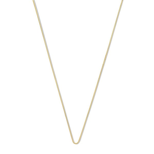 Isabel Bernard Rivoli Nicole 14 karat gold necklace