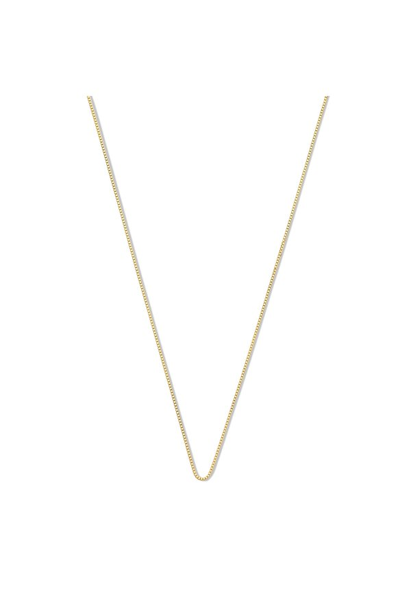 Isabel Bernard Rivoli Nicole 14 carat gold necklace