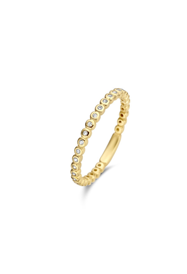 Isabel Bernard Le Marais Aélys 14 carat gold ring