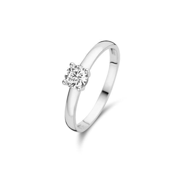 Isabel Bernard Saint Germain de Buci 585er Weißgold Ring