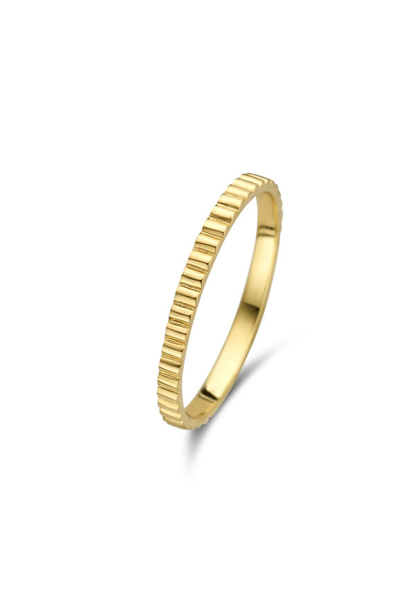 Isabel Bernard Le Marais 14 carat gold ring