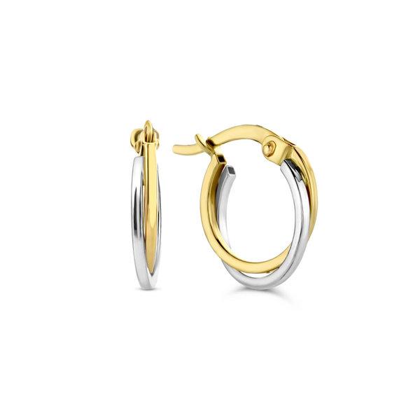 Isabel Bernard Le Marais Adame 585er Goldcreolen