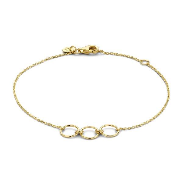 Isabel Bernard Belleville Anna 14 karat gold bracelet