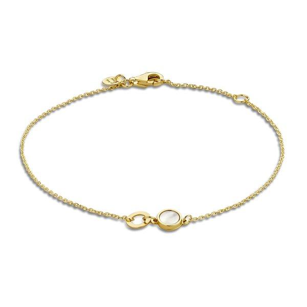 Isabel Bernard Belleville Luna 14 karat gold bracelet