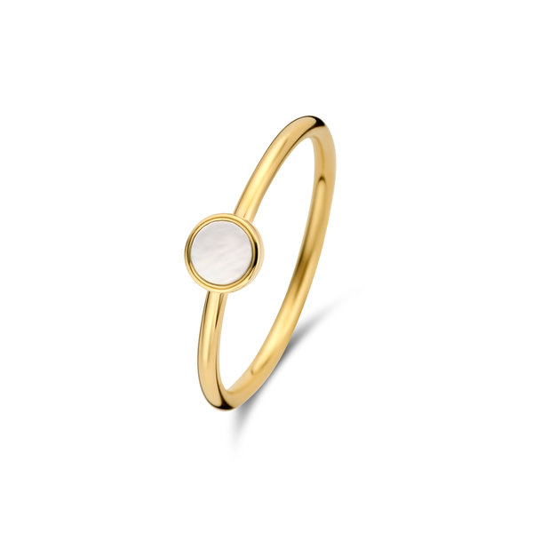 Isabel Bernard Belleville Julia 14 karat gold ring