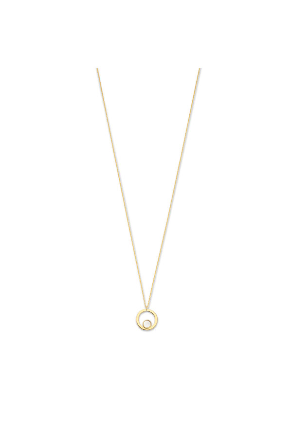 Isabel Bernard Belleville Mila 14 karat gold necklace