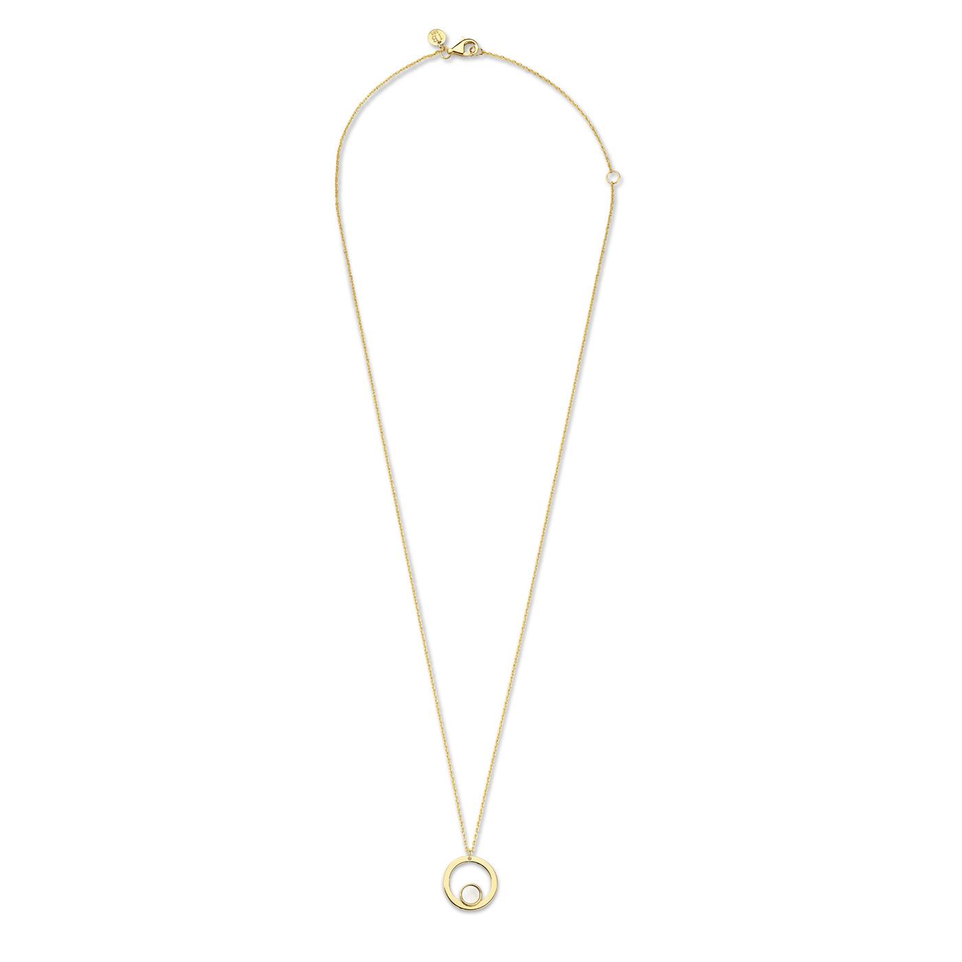 Isabel Bernard Belleville Mila 14 carat gold necklace