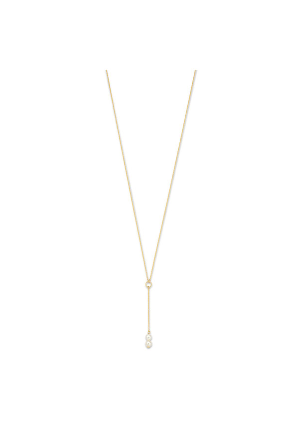 Isabel Bernard Belleville Mila 14 carat gold necklace