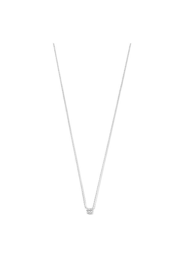 Isabel Bernard Saint Germain Hélione 14 carat white gold necklace