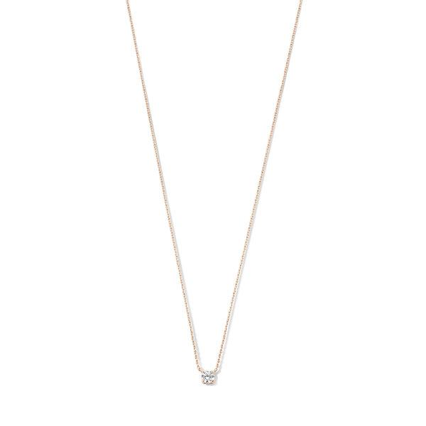 Isabel Bernard La Concorde Axelle collana in oro rosa 14 carati