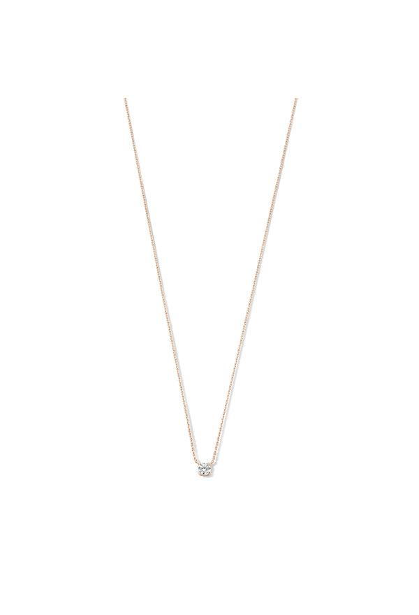Isabel Bernard La Concorde Axelle 14 karaat rosé gouden collier