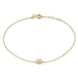 Isabel Bernard Le Marais Isabeau 14 carat gold bracelet