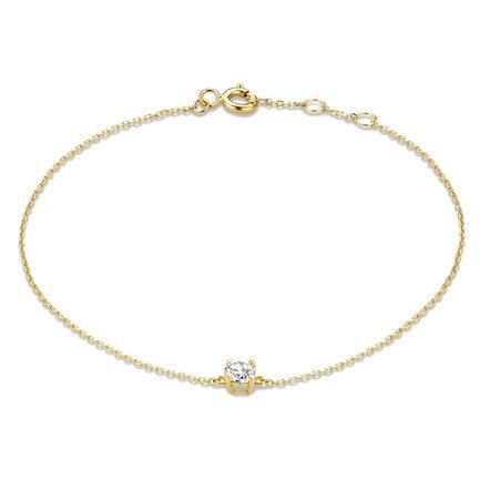 Isabel Bernard Le Marais Isabeau 14 karaat gouden armband