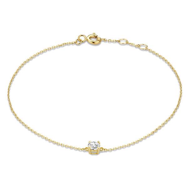 Isabel Bernard Le Marais Isabeau bracciale in oro 14 carati