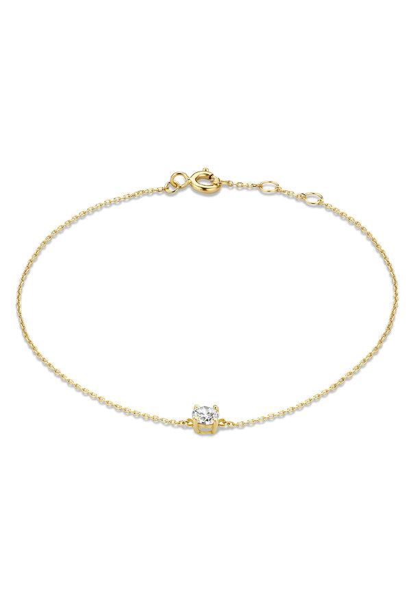 Isabel Bernard Braccialetto in oro 14 carati Le Marais Isabeau