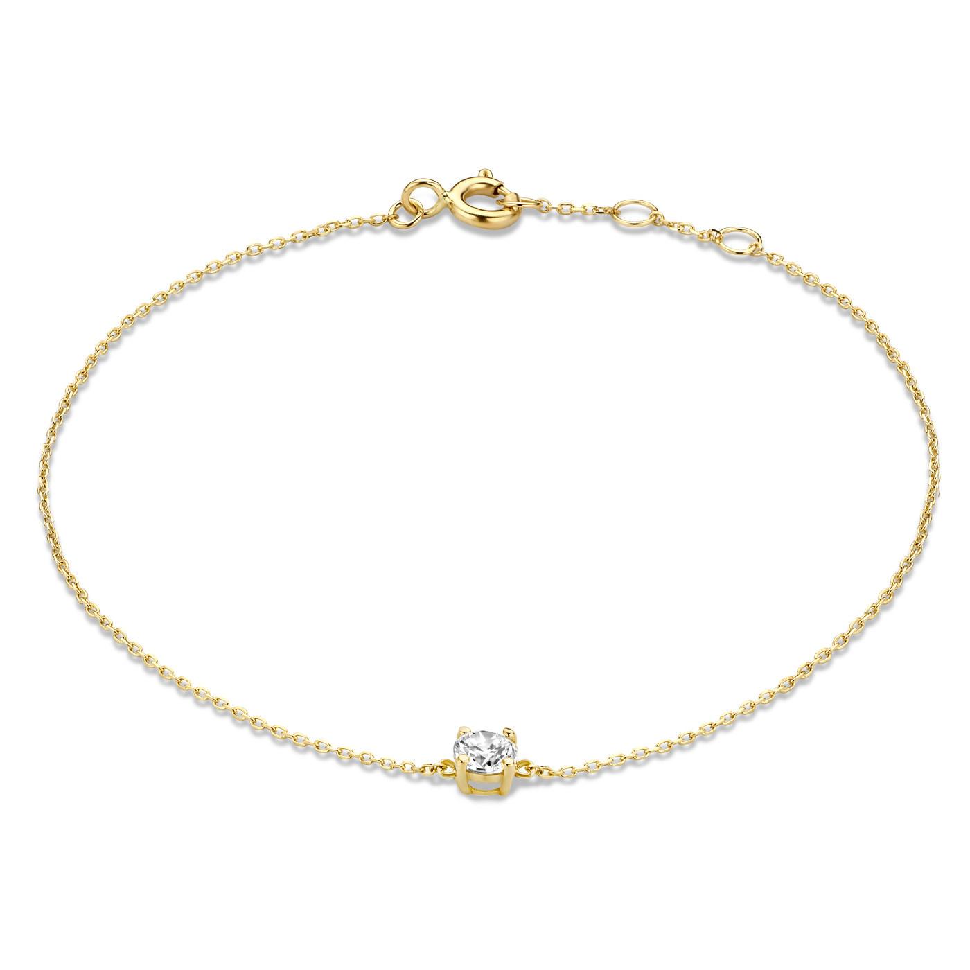 Isabel Bernard Le Marais Isabeau bracelet en or 14 carats