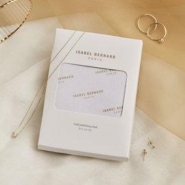 Isabel Bernard Gouden sieraden poetsdoek