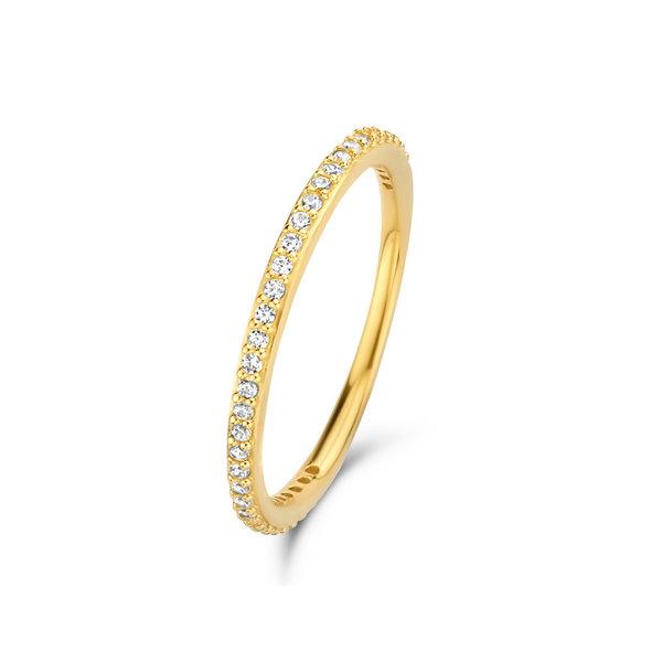 Isabel Bernard Asterope Stones 14 karat guld stabling ring