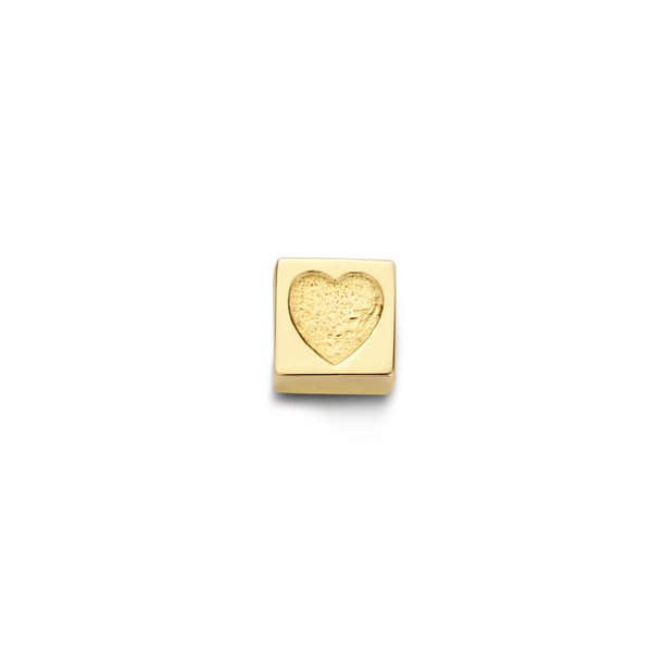 Isabel Bernard Le Carré Felie 585er Goldwürfel Charm