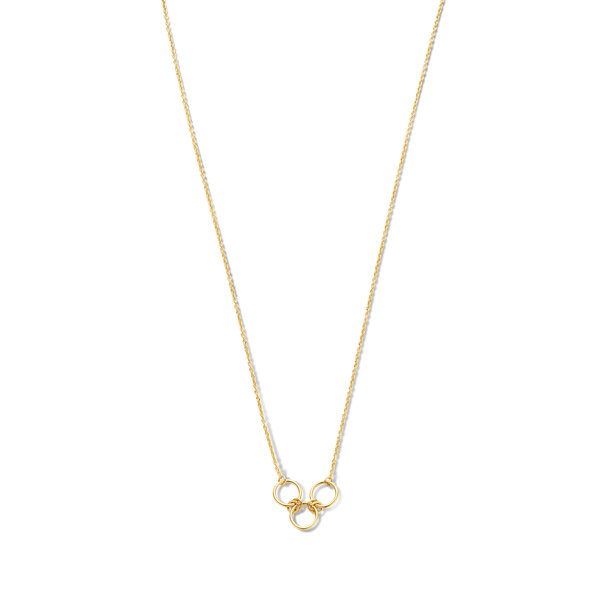 Isabel Bernard Belleville Anna 14 karat gold necklace