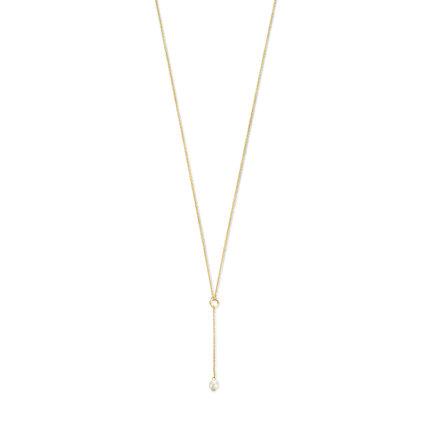 Isabel Bernard Belleville Luna 14 karat gold necklace