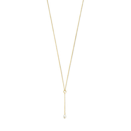 Isabel Bernard Belleville Luna collana in oro 14 carati