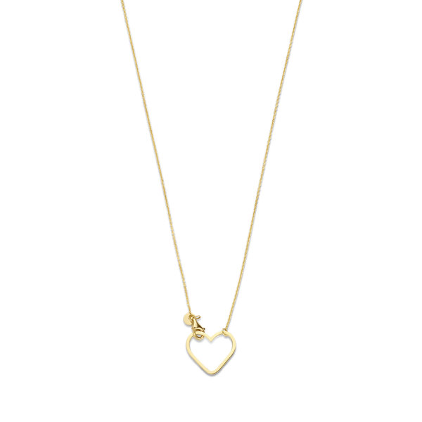 Isabel Bernard Belleville Amore 14 karaat gouden collier