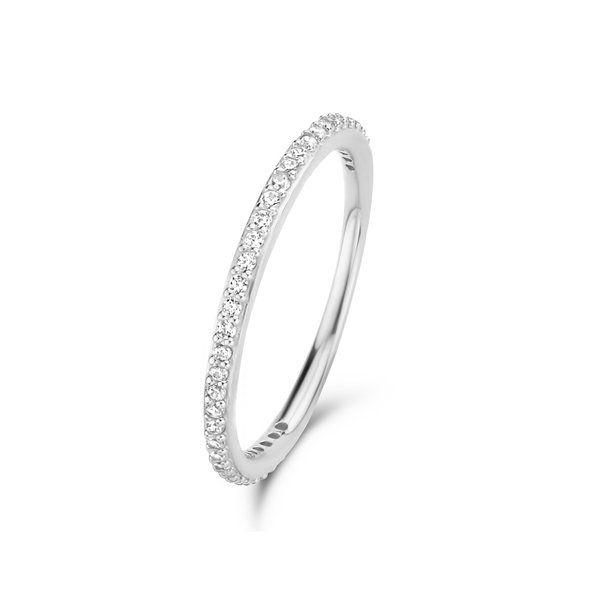 Isabel Bernard Saint Germain Asterope Stones 14 karat white gold ring
