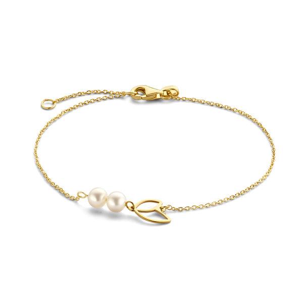 Isabel Bernard Belleville Noémi bracelet en or 14 carats