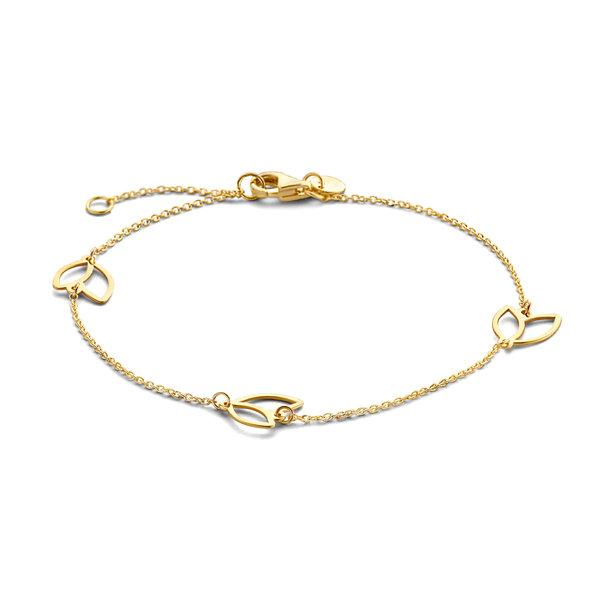Isabel Bernard Belleville Noémi 14 karaat gouden armband
