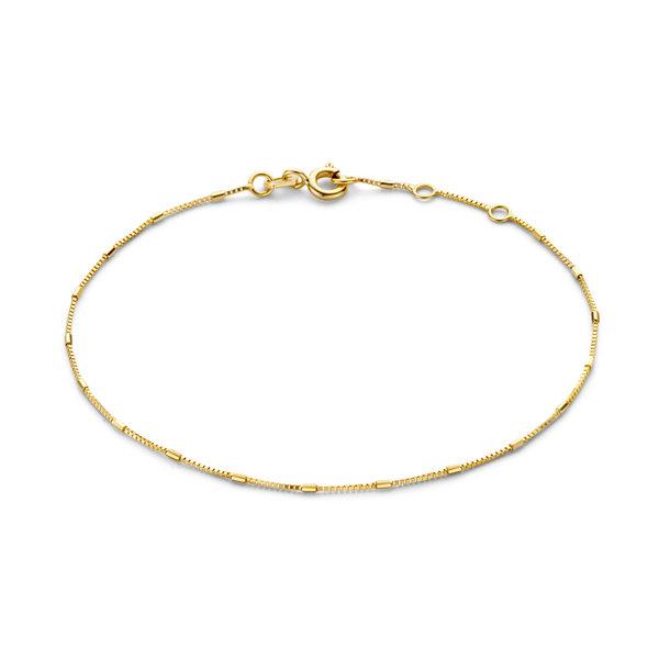 Isabel Bernard Rivoli Yvette 14 karaat gouden armband