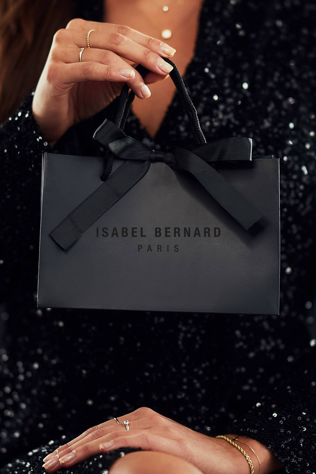Isabel Bernard - Gold and silver jewellery for women