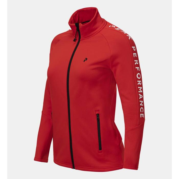WOMEN'S STRETCH RIDER ZIP-UP HOODIE