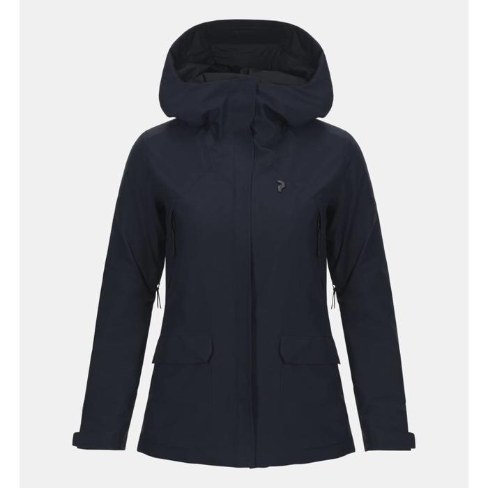 WOMEN'S GORETEX BLIZZARD PADDED SKI JACKET