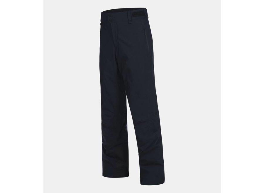 MEN'S PADDED HIPECORE+ MAROON SKI PANTS