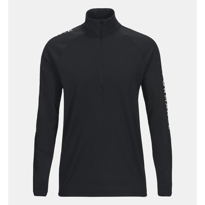 MEN'S STRETCH RIDER HALF-ZIP