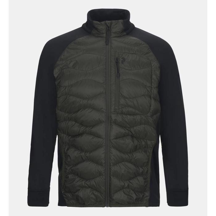 MEN'S DOWN HELIUM HYBRID JACKET