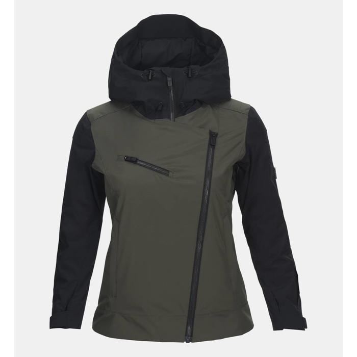 WOMEN'S PADDED HIPECORE+ SCOOT SKI JACKET