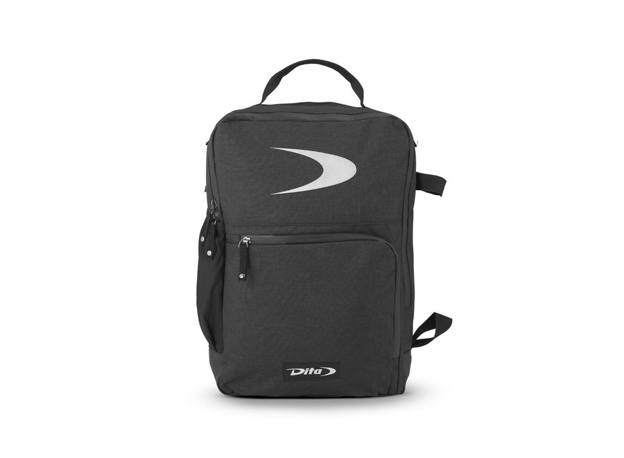 BACKPACK CLASSIC DONKER GRIJS