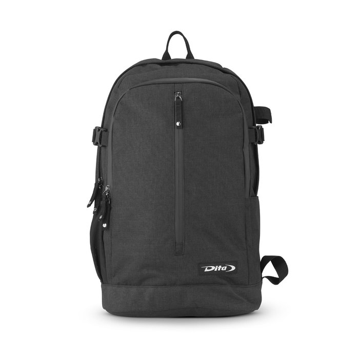 BACKPACK ICON DONKER GRIJS