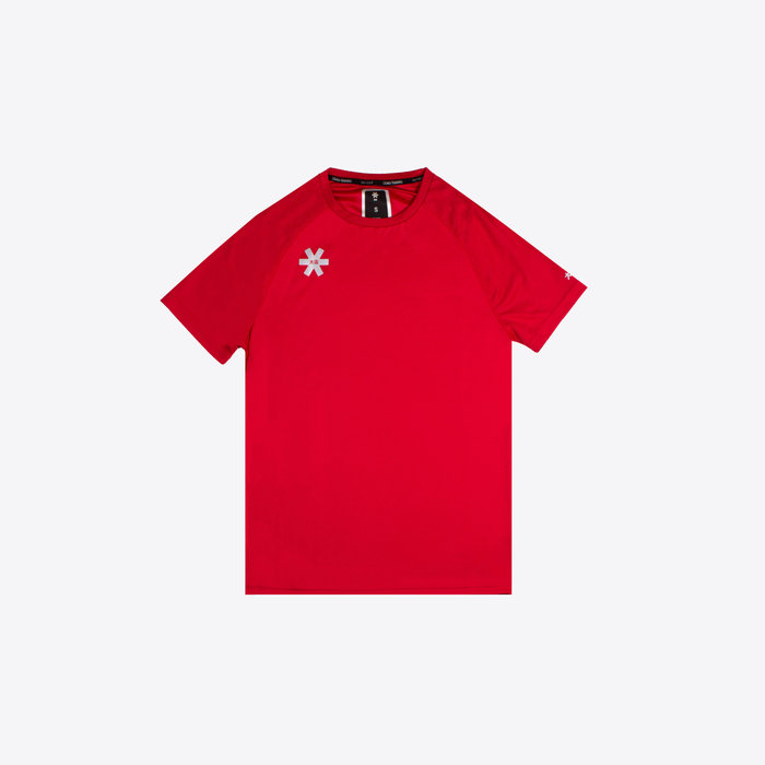 DESHI TRAINING TEE RED