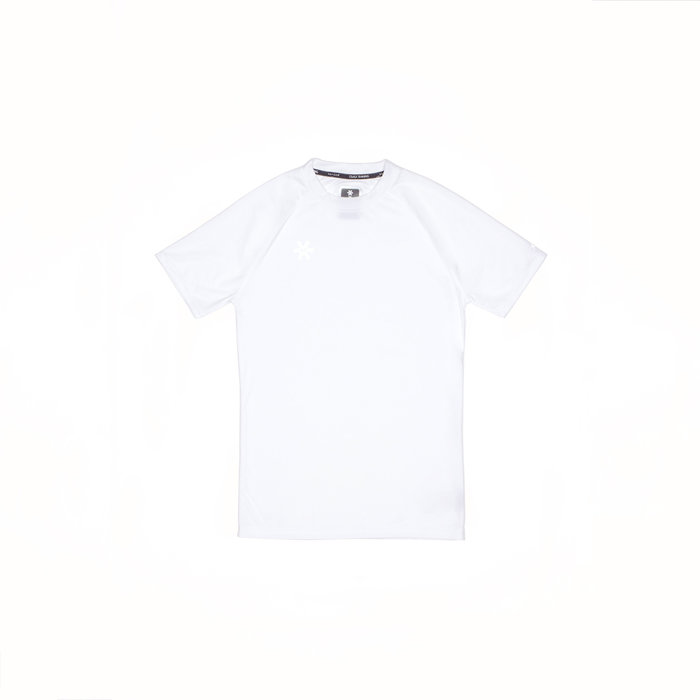 DESHI TRAINING TEE WHITE
