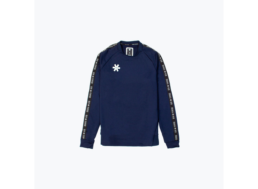 DESHI TRAINING SWEATER NAVY
