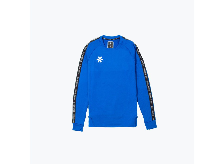 MEN TRAINING SWEATER ROYAL BLUE