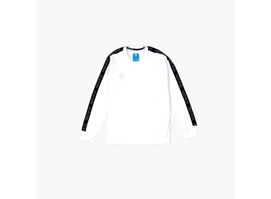 DESHI TRAINING SWEATER WHITE