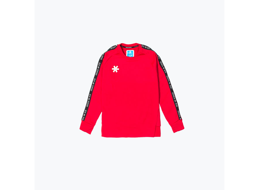 DESHI TRAINING SWEATER RED