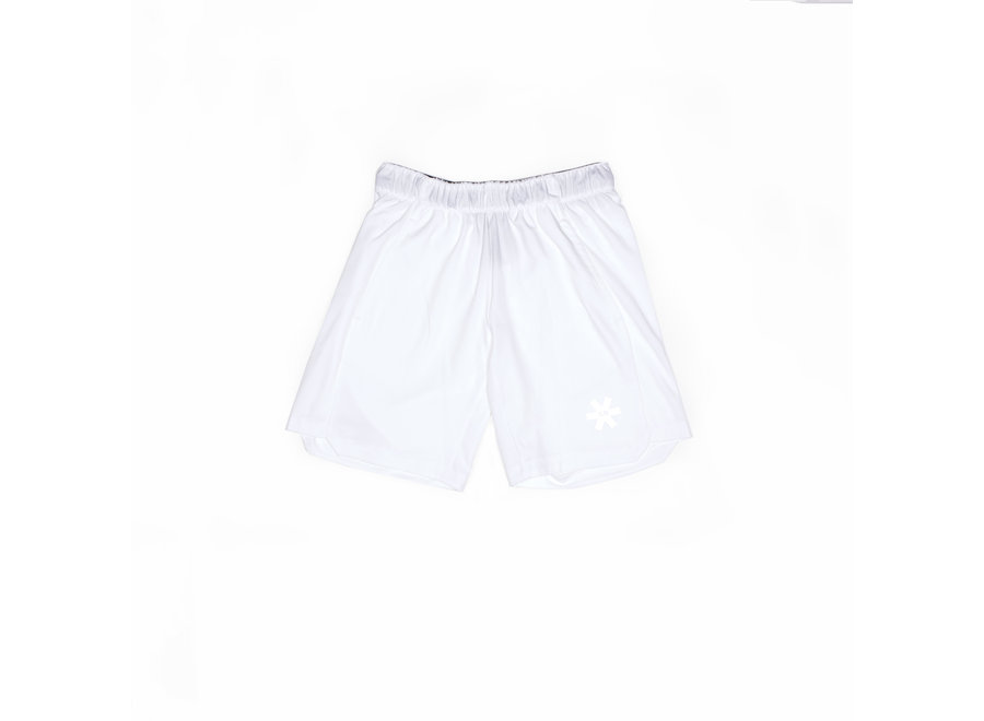 DESHI TRAINING SHORT WHITE