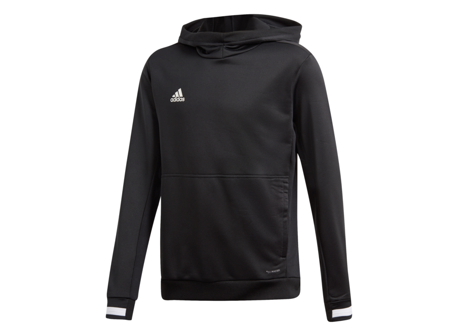 T19 HOODY YOUTH BLACK