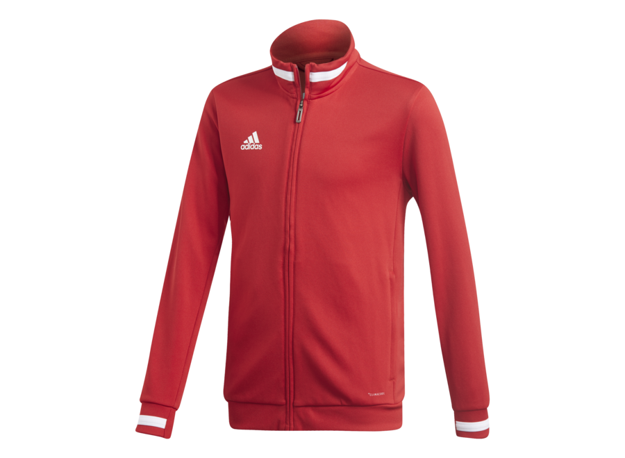 T19 TRACK JACKET YOUTH RED