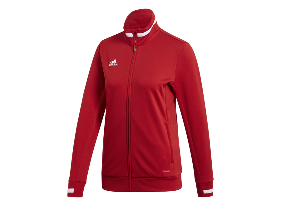 T19 TRACK JACKET WOMEN RED